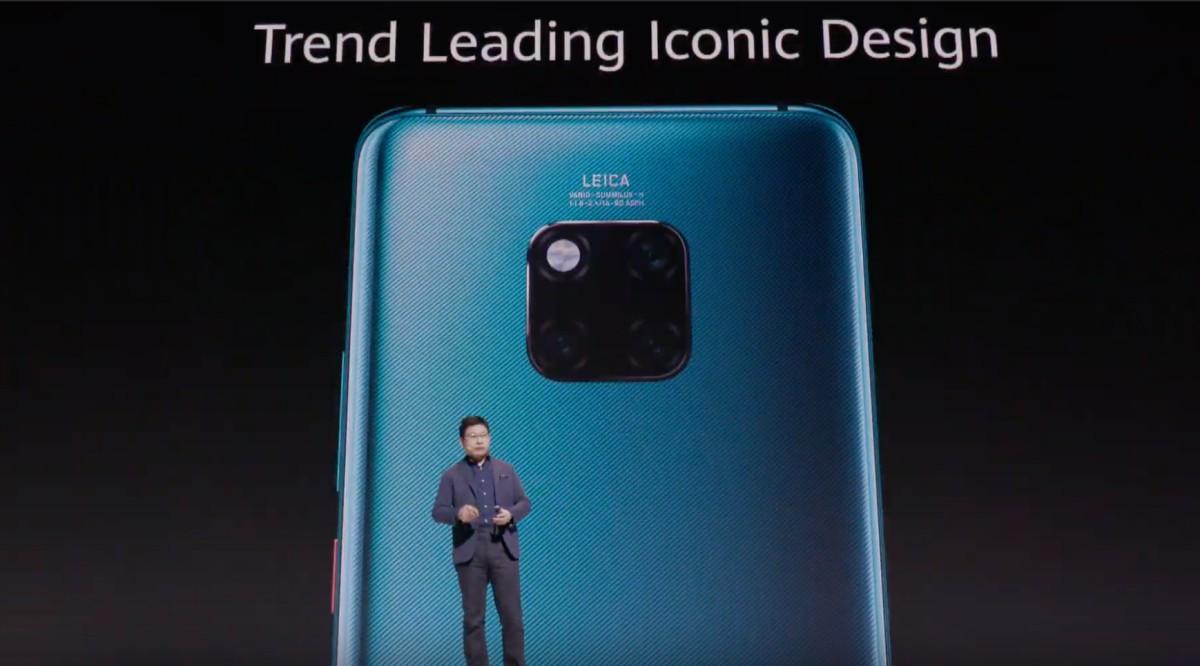 A Huawei Mate 20 Pro 2018 októberében