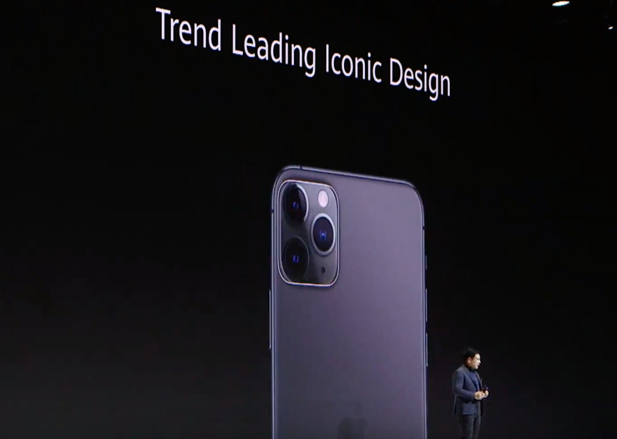 Az Apple iPhone 11 Pro Max 2019 szeptemberében