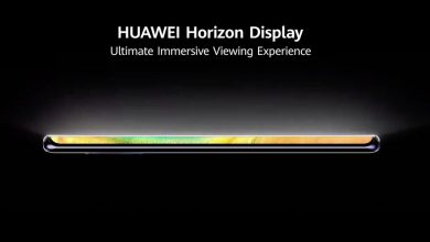 Huawei Horizon Display a Mate 30 Próban