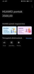 Bemutatjuk a Huawei Pontokat