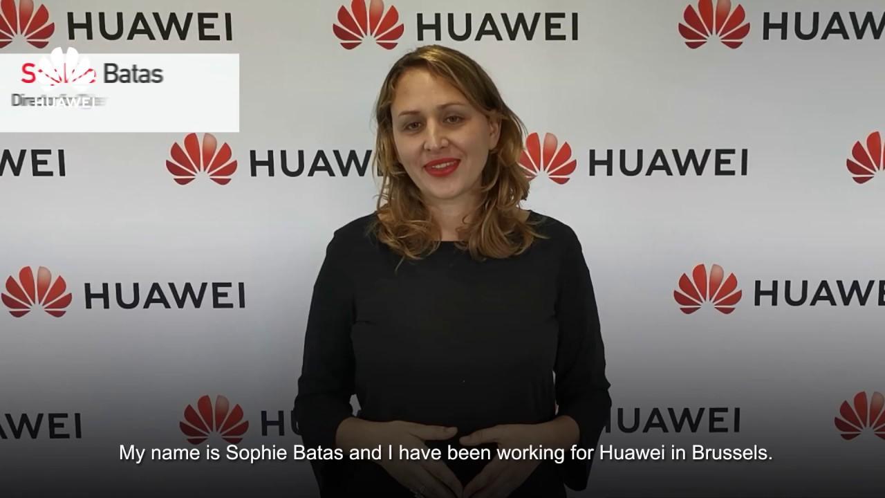 Az amerikai alelnöknek üzen videóban a Huawei