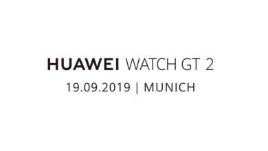 Huawei Watch GT 2 videó érkezett