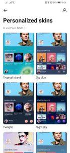 Huawei Zene app: új felület én ingyenes zenei streaming