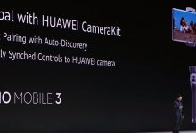 Huawei KameraKit támogatás az OSMO Mobile 3-ban