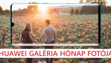 Huawei Galéria hónap fotója verseny 2019. október