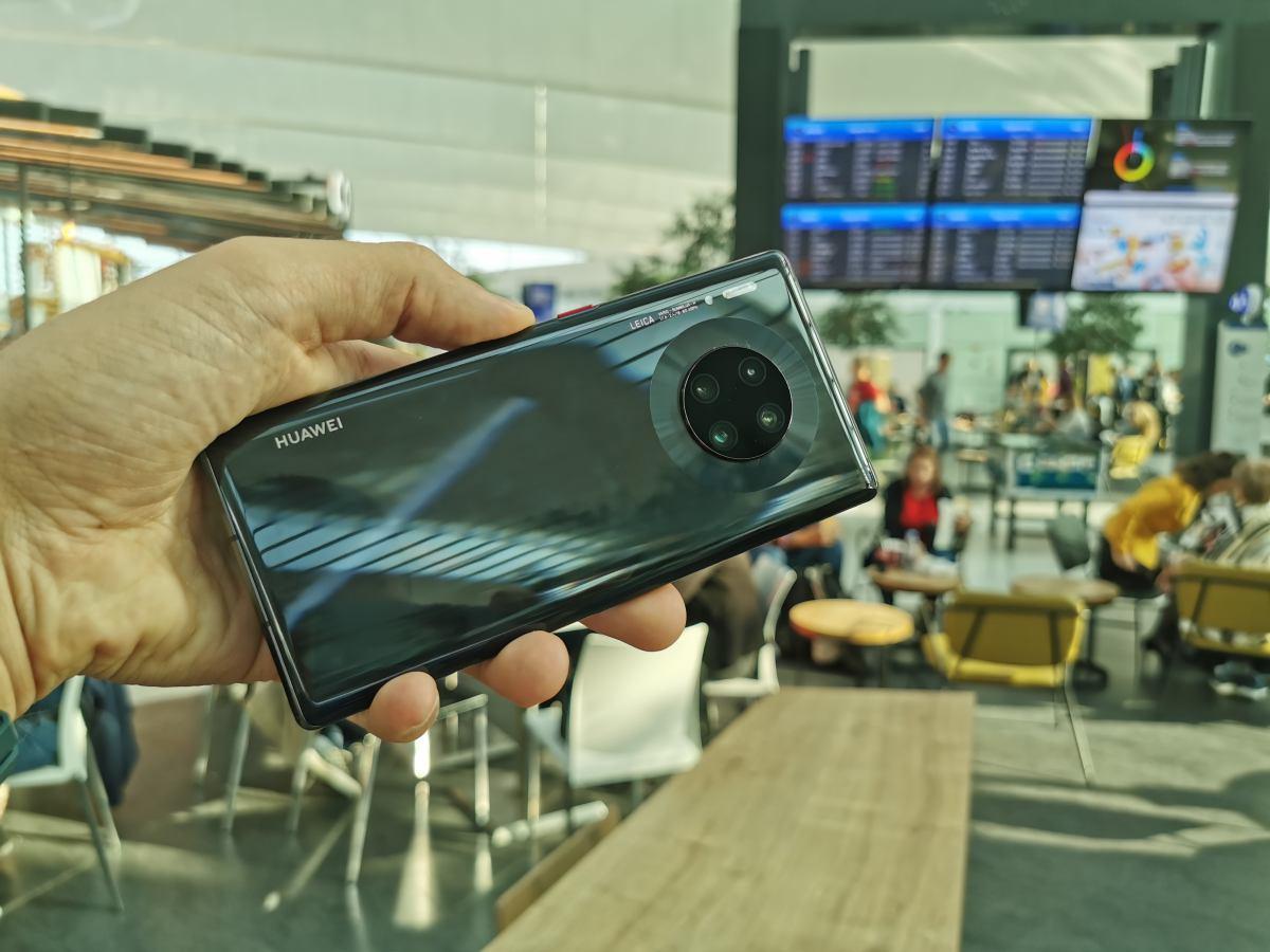 Huawei Mate 30 Pro teszt