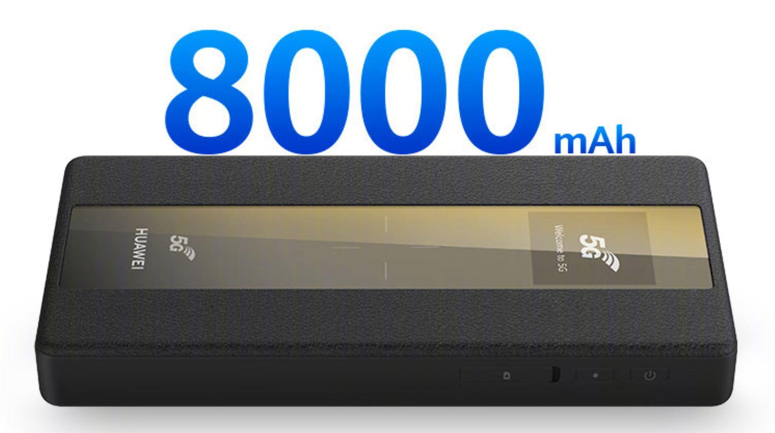 Huawei 5G Wifi: mobil router a legújabb hálózatokhoz