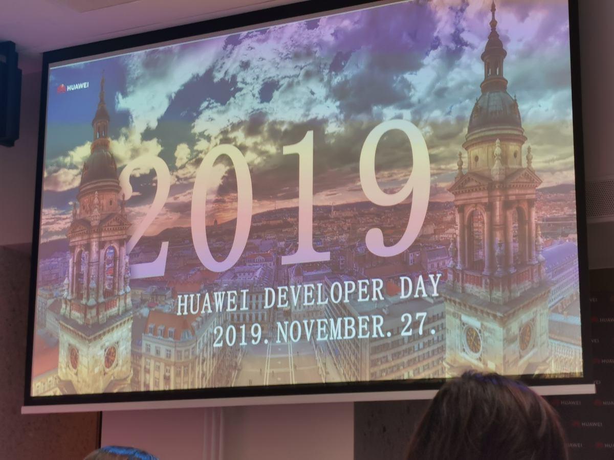 Budapesten is megrendezésre kerül a Huawei Developer Day