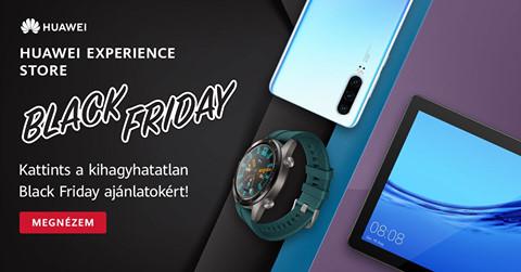 Huawei Experience Store Black Friday 2019 ajánlatok (11. 15-17.)