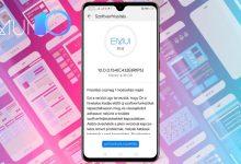 EMUI 10 és Android 10 frissítés a Huawei Mate 20 Pro telefonra