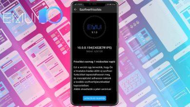 A Huawei Mate 20 Pro is EMUI 10-re és Android 10-re frissült