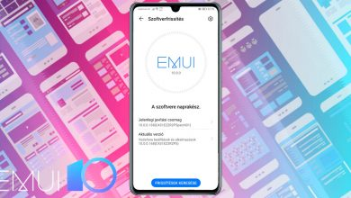 A Huawei P30 is EMUI 10-re és Android 10-re frissült