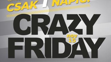 Notebook.hu Black Friday 2019 ajánlatok (11. 15.)
