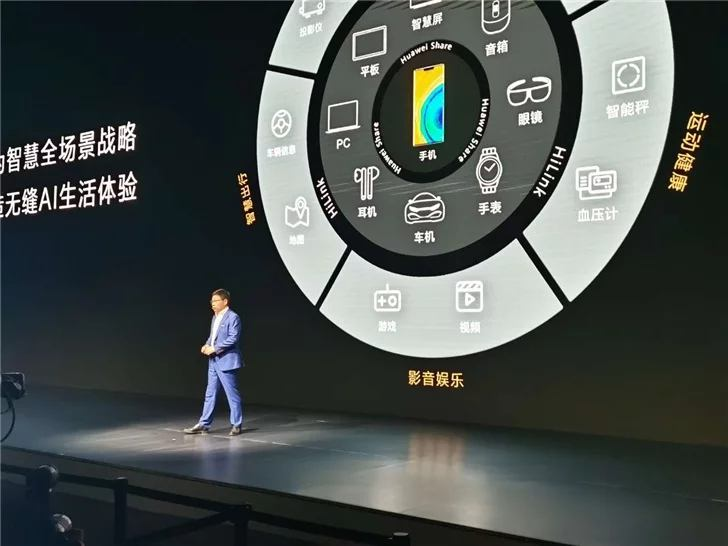 Richard Yu: A Huawei nem fog háztartási eszközöket gyártani