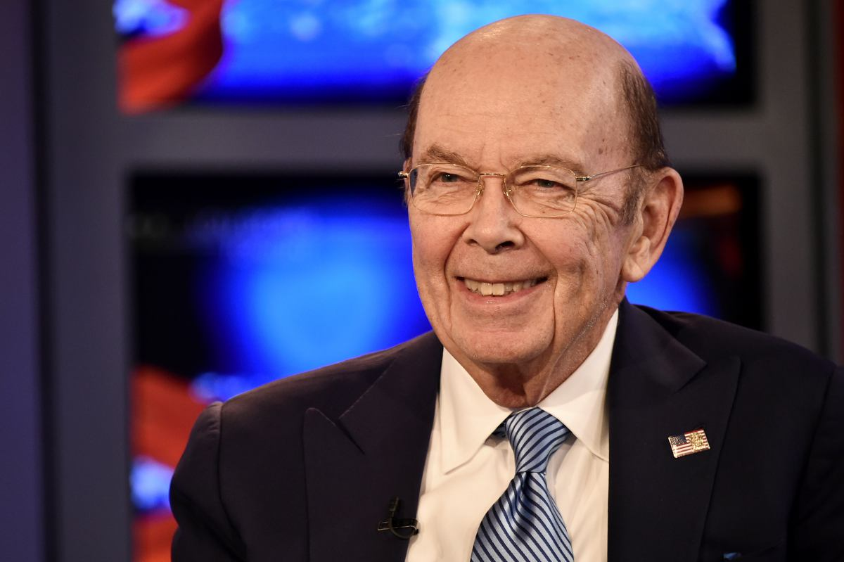 Wilbur Ross, az USA Kereskedelmi Minisztere