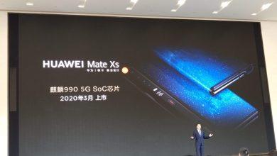 Jön a Huawei Mate Xs