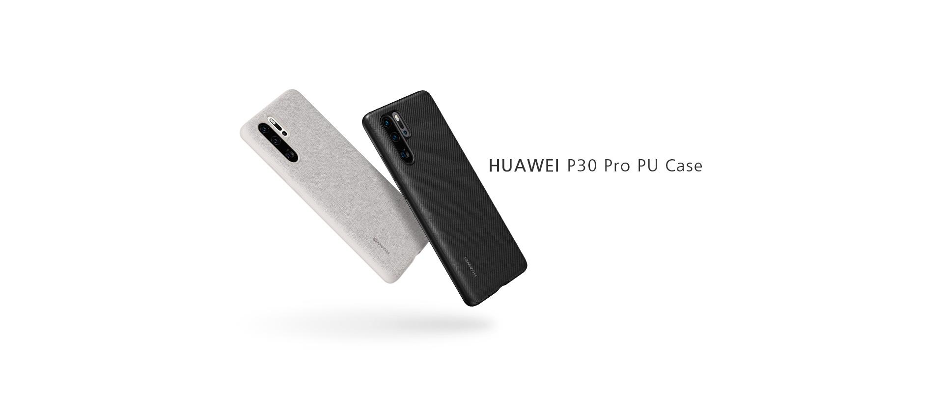 Huawei P30 Pro PU Case