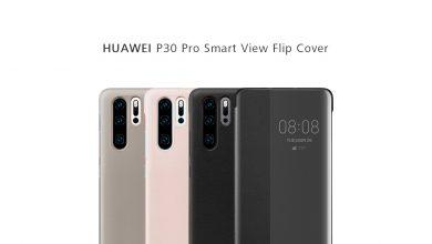 Huawei P30 Pro Smart View Flip Cover