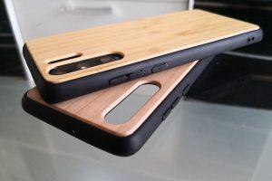 Melian fa borítású telefontok bemutató