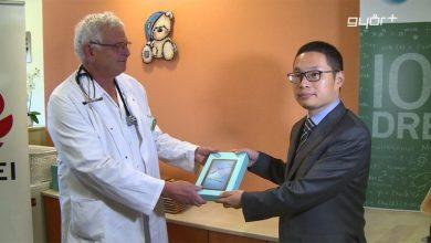 Beteg gyerekeknek segít tabletekkel a Huawei
