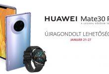 VÉGRE! A Huawei Mate 30 Pro Magyarországon is megjelenik