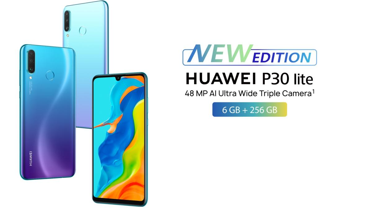 Huawei P30 Lite New Edition: középkategória felturbózva