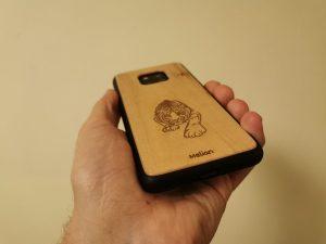 Új lézergravírozott fahátlapos tokok Huawei telefonokra