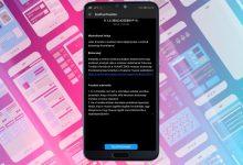 Új bizonsági frissítést kapott a Huawei P20 Pro