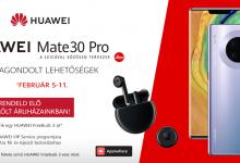 Huawei Mate 30 Pro a MediaMarktban, előrendelésben Freebuds 3-mal