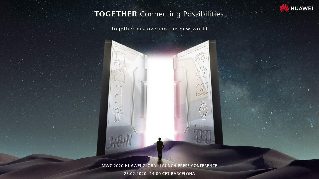 Ott lesz az MWC 2020-on a Huawei