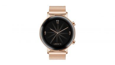 Rózsaarany, fém szíjas Huawei Watch GT 2 Magyarországon