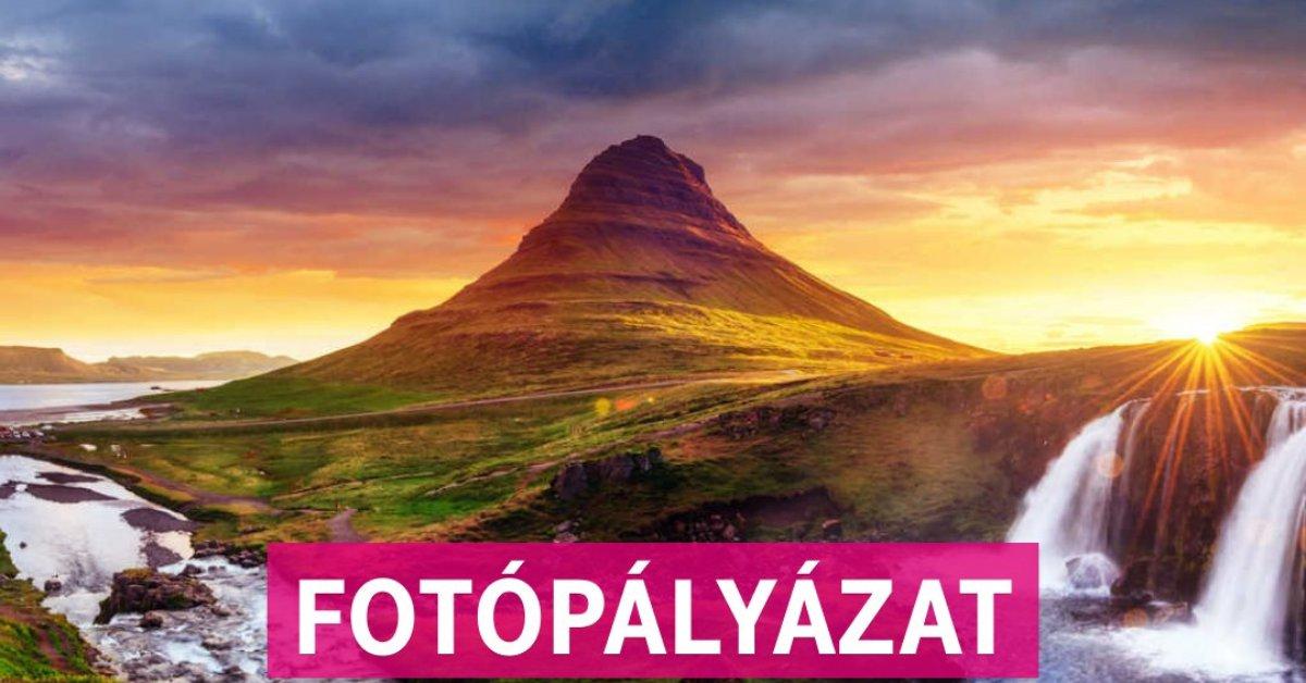 2019-es fotókkal lehet izlandi túrát nyerni