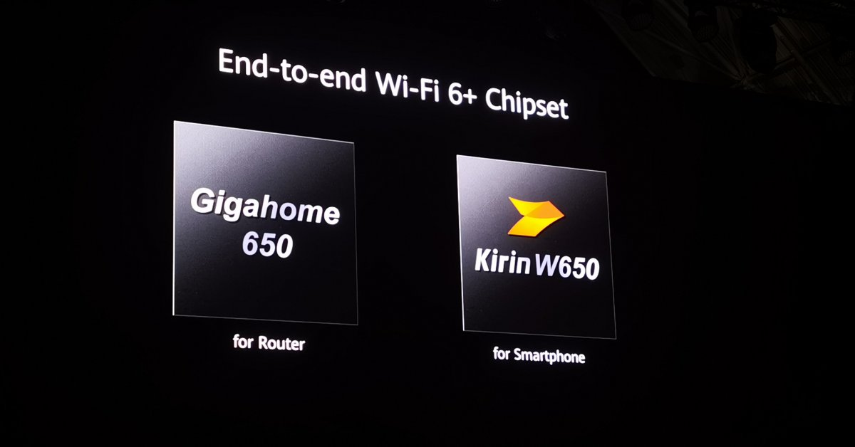A Huawei bemutatta a Wi-Fi 6+ technológiát