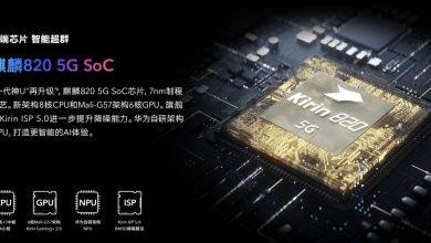 Itt az 5G-s HiSilicon Kirin 820 SoC