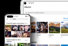 Több eszköz képeit is megjelenítheti a Galéria az EMUI 10.1-gyel