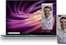 Az EMUI 10.1 segítségével már notebookról is telefonálhatunk