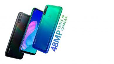Debütált a Huawei P40 Lite E okostelefon is
