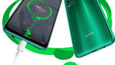 Bemutatkozott a Huawei P40 Lite