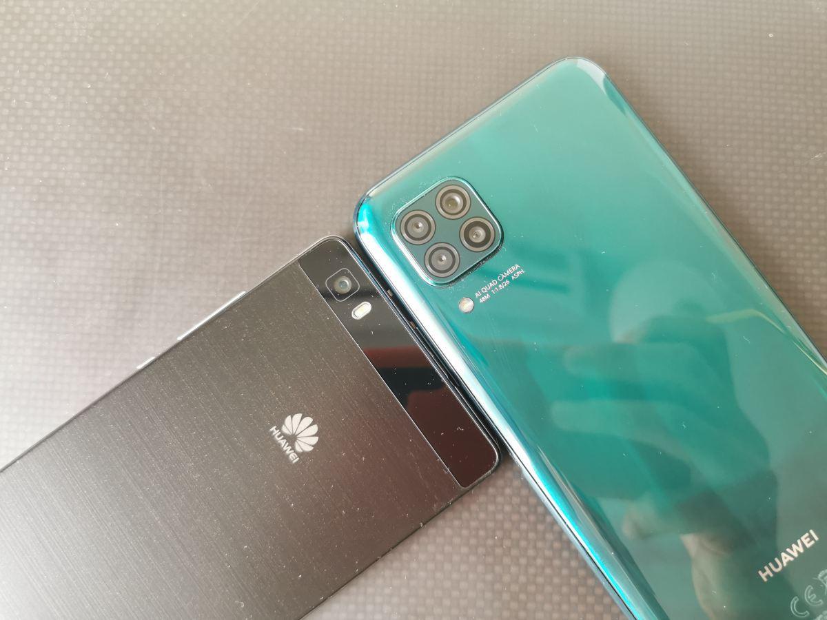 Huawei P40 Lite vs P8 Lite - mennyit fejlődött 5 év alatt a kamera?