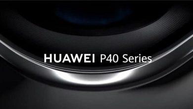 Huawei P40 Series beharangozó