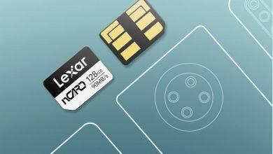 A Lexar bemutatta a nano memóriakártyáit Huawei-ekhez