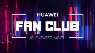Teszteld a legújabb termékeket a Huawei Fan Club tagjaként