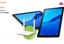 Akciós tabletek az Extreme Digitalnál ajándék routerrel