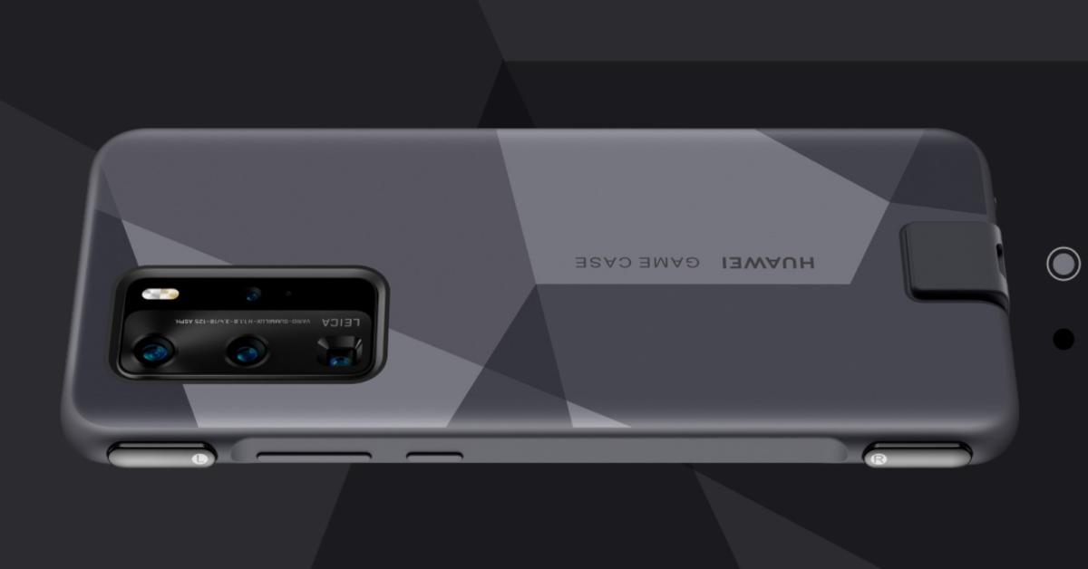 Huawei P40 Pro Game Case