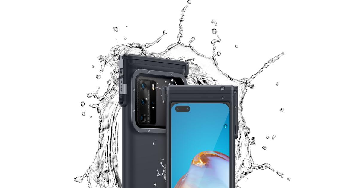 Az új Huawei búvártok többféle telefonnal is használható