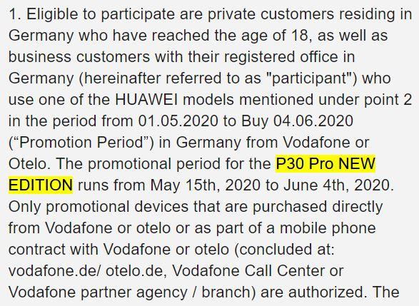 Jöhet a Huawei P30 Pro NEW EDITION