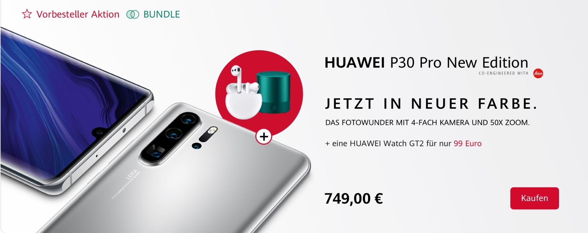 Itt a Huawei P30 Pro New Edition