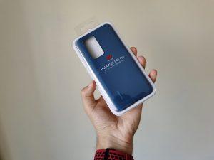 Huawei P40 Pro Silicon Case védőtok bemutató