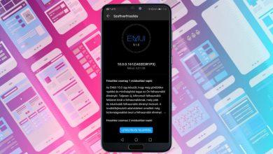 Elindult a Huawei P20 Pro Android 10 és EMUI 10 frissítése