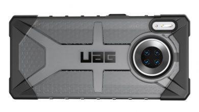 A Huawei Mate 30 Pro is kapott UAG ütésálló tokot